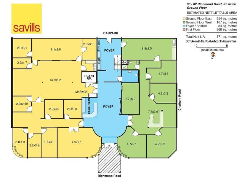 78-82 Richmond Road Keswick SA 5035 - Floor Plan 2