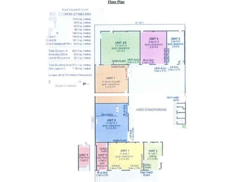 6 Trimmer Road Elizabeth South SA 5112 - Floor Plan 1