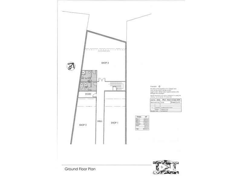Shop 1/266 Crown Street Wollongong NSW 2500 - Floor Plan 1