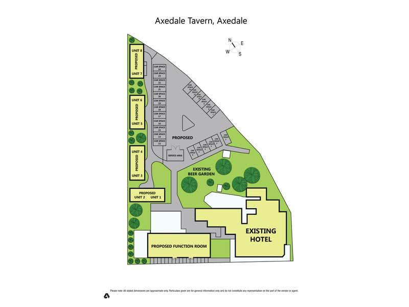 Axedale Tavern, 105 High Street Axedale VIC 3551 - Floor Plan 2