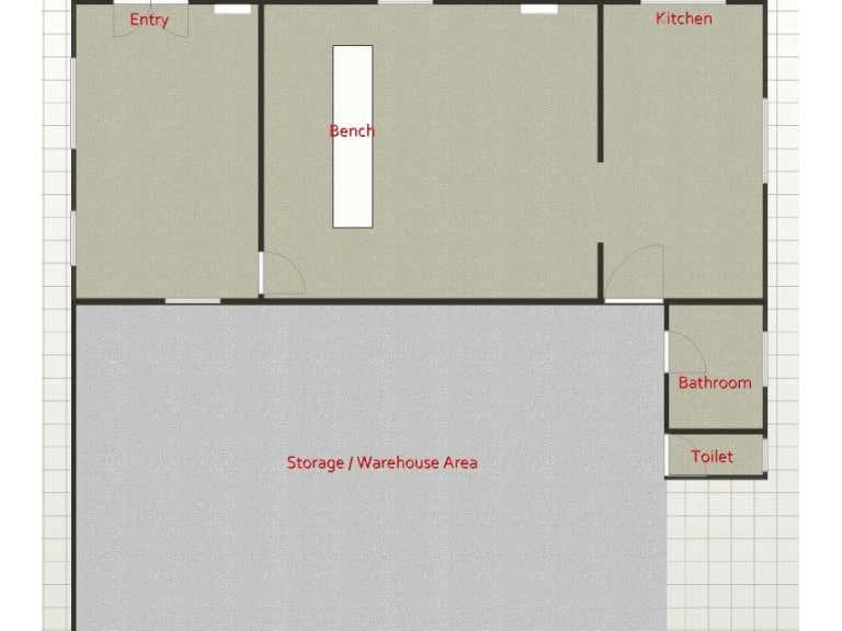 Lot 2, 571 Beadon Creek Road Onslow WA 6710 - Floor Plan 1
