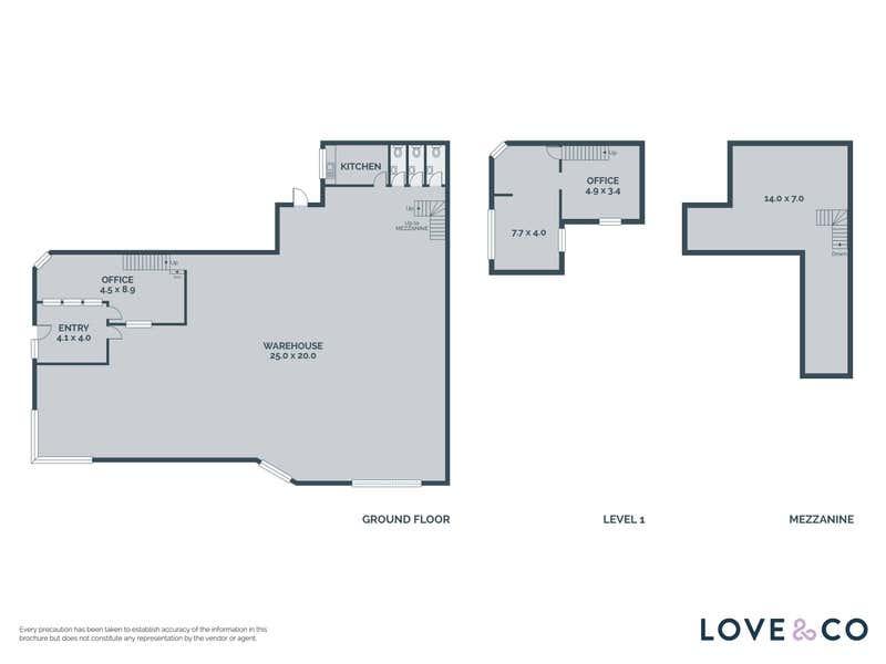 14-16 Williams Road Coburg VIC 3058 - Floor Plan 1