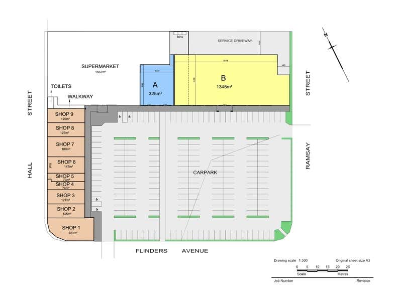 Onestop Shopping Centre, 66 Flinders Avenue Whyalla Stuart SA 5608 - Floor Plan 1