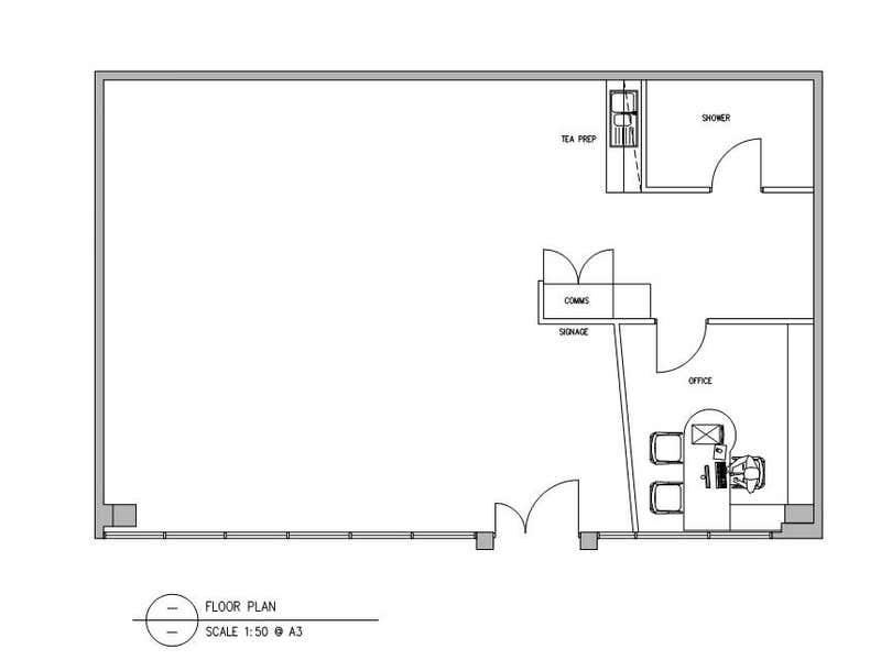A4/431 Roberts Road Subiaco WA 6008 - Floor Plan 1