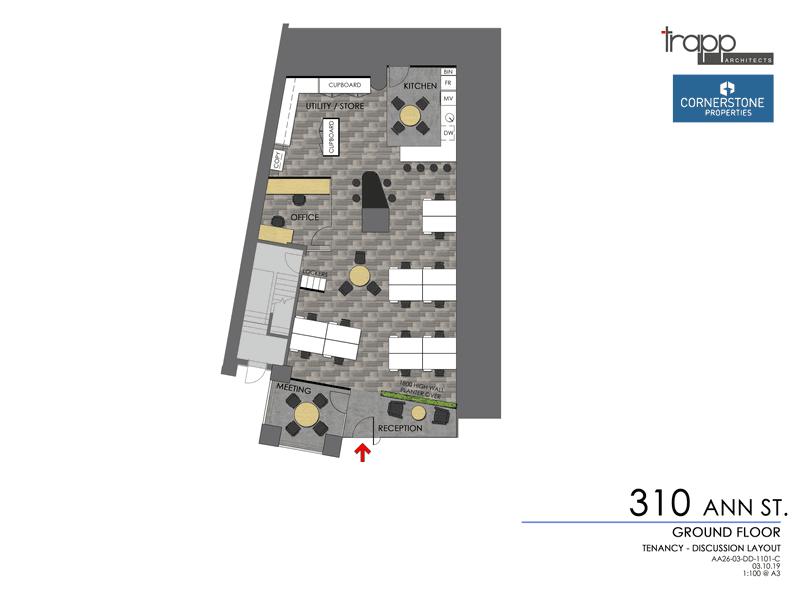 310 Ann Street Brisbane City QLD 4000 - Floor Plan 2