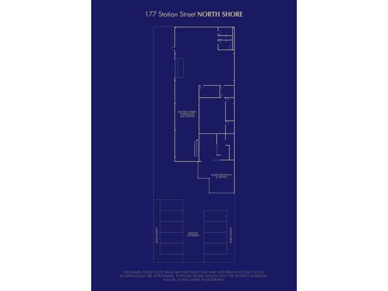 177 Station Street Corio VIC 3214 - Floor Plan 1
