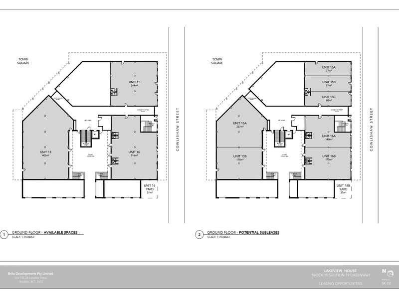 242 Cowlishaw Street Greenway ACT 2900 - Floor Plan 1