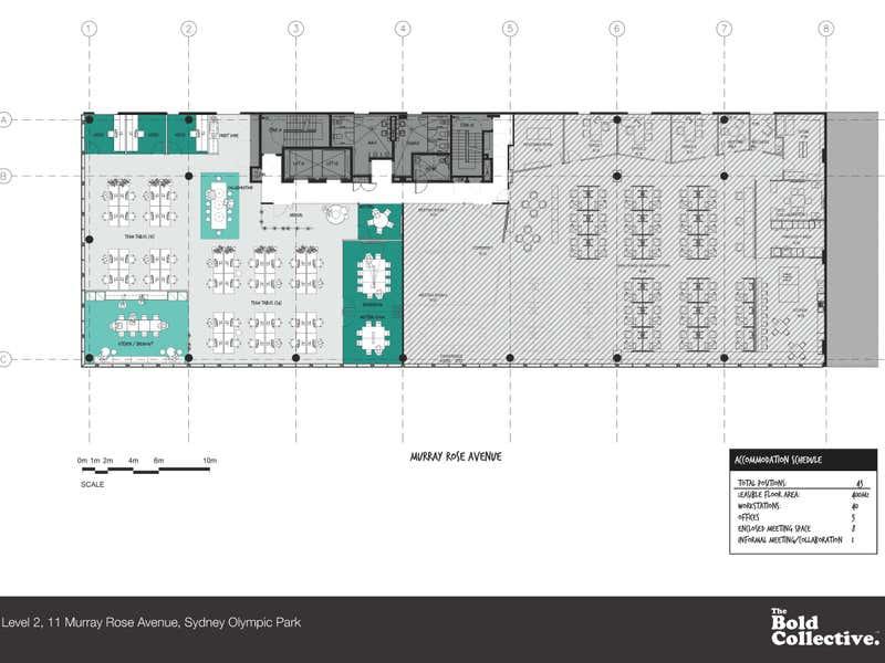 11 Murray Rose Avenue Sydney Olympic Park NSW 2127 - Floor Plan 1