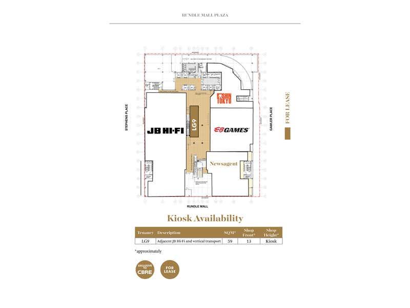 Rundle Mall Plaza, 50 Rundle Mall Adelaide SA 5000 - Floor Plan 2