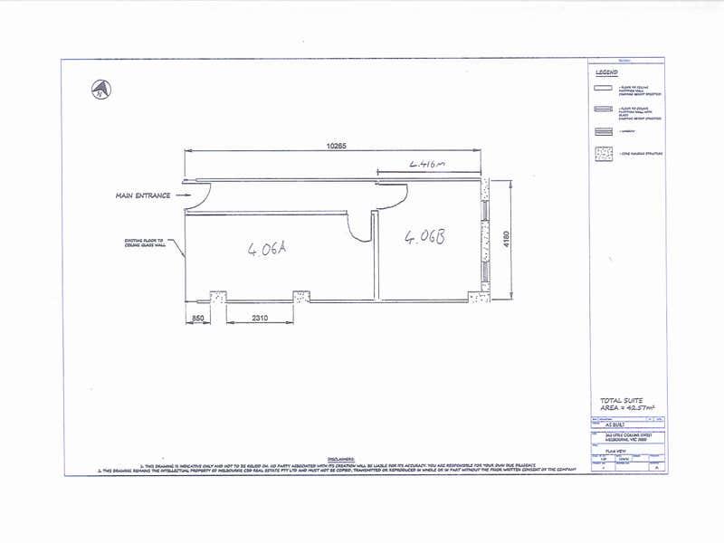 23/365 Little Collins Street Melbourne VIC 3000 - Floor Plan 1
