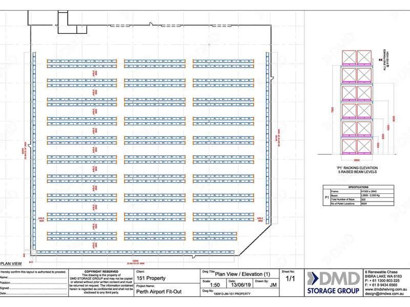47 Abbott Road Perth Airport WA 6105 - Floor Plan 2