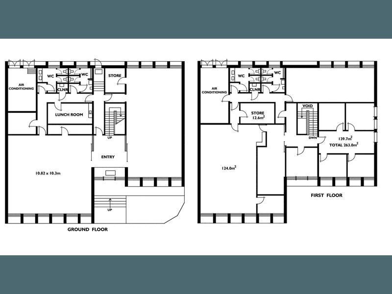 25 Forsyth Street Whyalla SA 5600 - Floor Plan 1