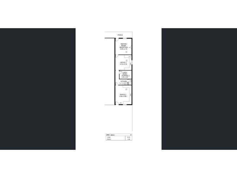 81 Sydenham Road Norwood SA 5067 - Floor Plan 1