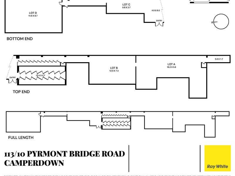 113/10 Pyrmont Bridge Rd Camperdown NSW 2050 - Floor Plan 1