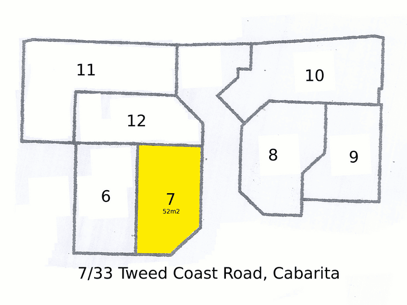 7/33 Tweed Coast Road Cabarita Beach NSW 2488 - Floor Plan 1