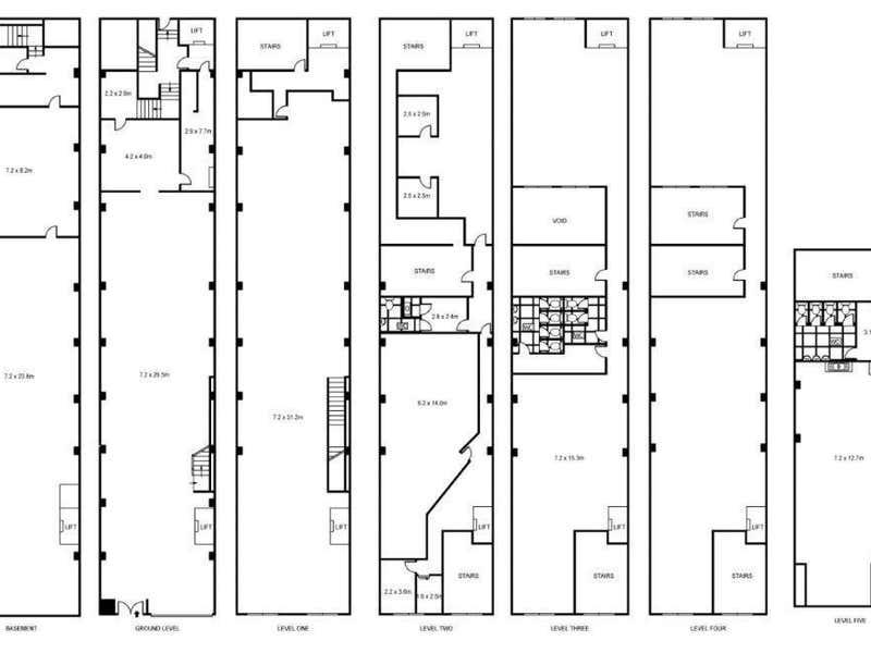 41 Rundle Mall Adelaide SA 5000 - Floor Plan 1