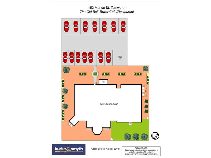 152 Marius Street Tamworth NSW 2340 - Floor Plan 2