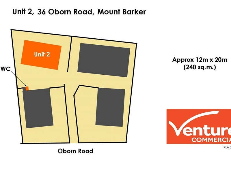2/36 Oborn Road Mount Barker SA 5251 - Floor Plan 1