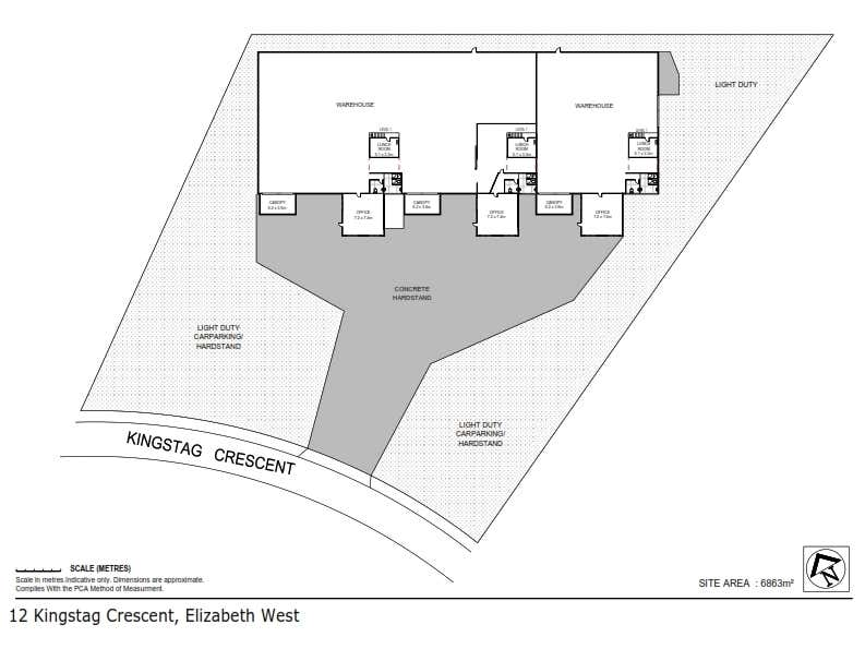 12 Kingstag Crescent Edinburgh North SA 5113 - Floor Plan 2