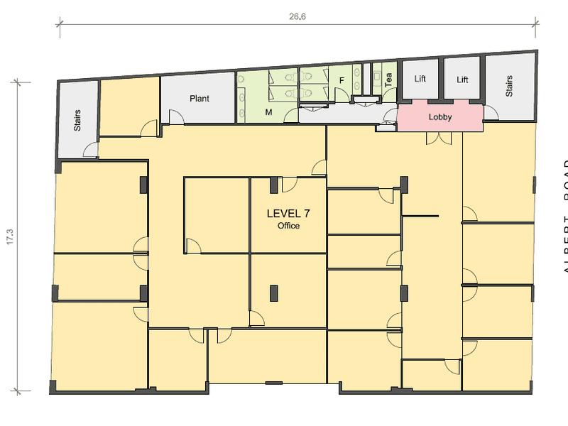 100 Albert Road South Melbourne VIC 3205 - Floor Plan 2