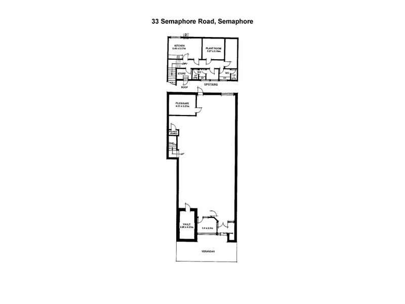 33 Semaphore Road Semaphore SA 5019 - Floor Plan 1