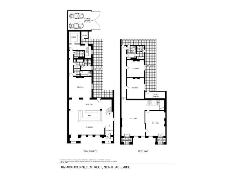 107-109 O'Connell Street North Adelaide SA 5006 - Floor Plan 1