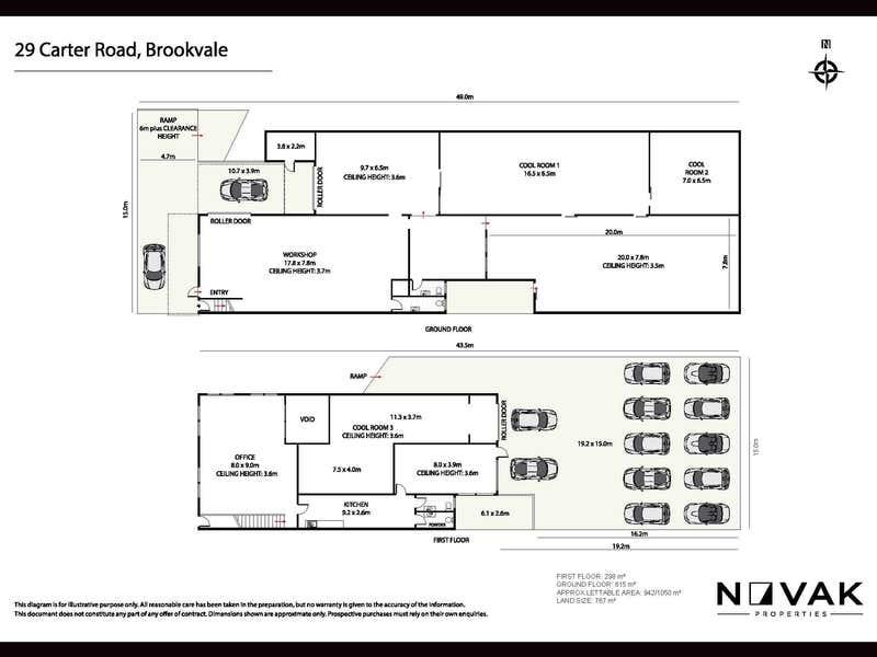 1 & 2/29 Carter Road Brookvale NSW 2100 - Floor Plan 1