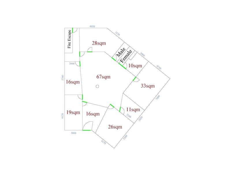Suite 18/386 Wanneroo Road Westminster WA 6061 - Floor Plan 1