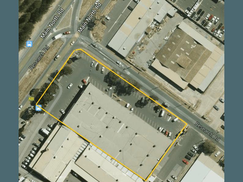 Parafield Discount City, Shop 2 and Shop 3, 1183-1185 Main North Road Pooraka SA 5095 - Floor Plan 2