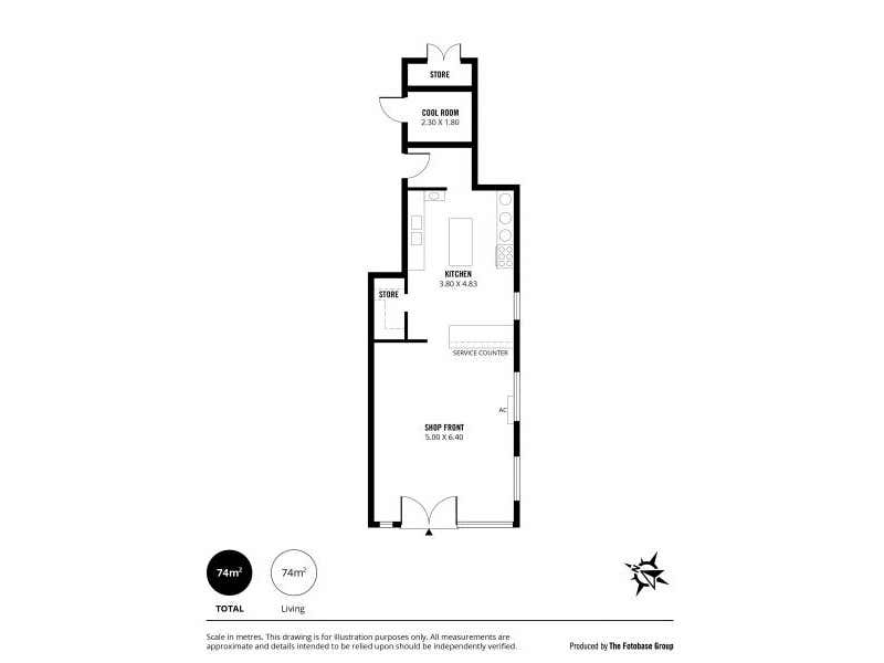 32 California Street North Adelaide SA 5000 - Floor Plan 1