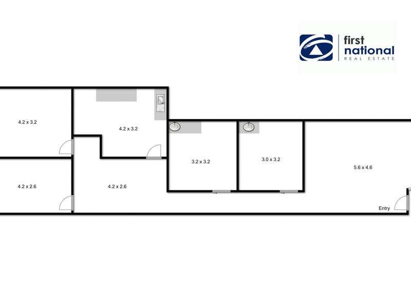 50 Desailly Street Sale VIC 3850 - Floor Plan 1