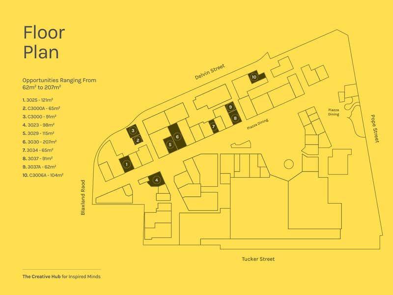 Top Ryde City Shopping Centre, Ground Floor, Cnr Blaxland Road & Devlin St. Ryde NSW 2112 - Floor Plan 1
