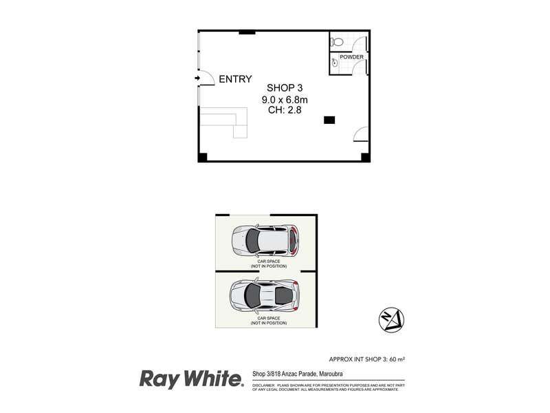 3/818 Anzac Parade Maroubra NSW 2035 - Floor Plan 1