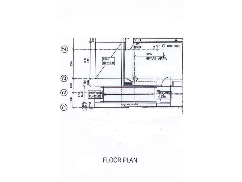 129 Churchill Road Prospect SA 5082 - Floor Plan 1