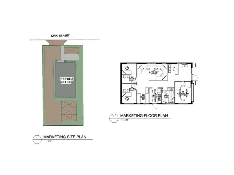 2 Kirk Street Toowoomba City QLD 4350 - Floor Plan 1
