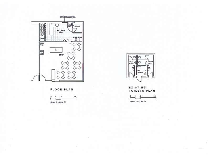 5B/563 Portrush Road Glenunga SA 5064 - Floor Plan 1