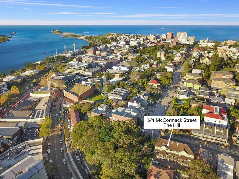 3/4 McCormack Street, The Hill, NSW 2300