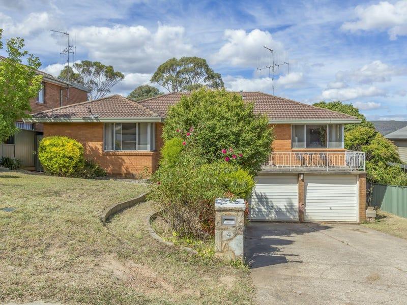 4 Crinoline Street, Queanbeyan, NSW 2620