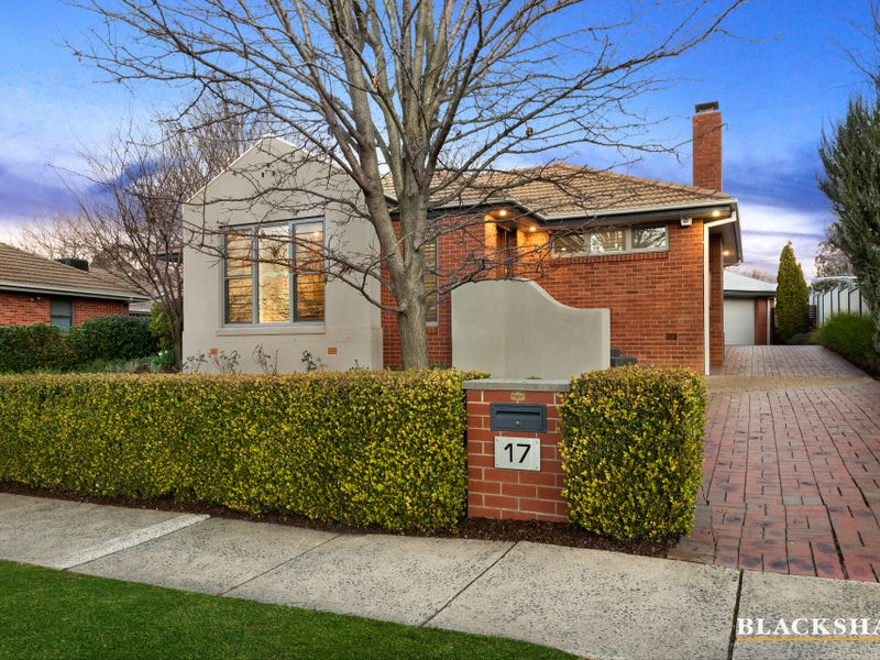 17 Bremer Street, Griffith, ACT 2603