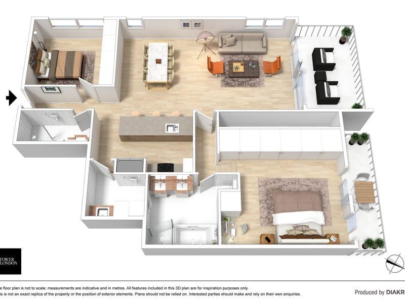 4/167 Avenue Road, Mosman, NSW 2088 - floorplan