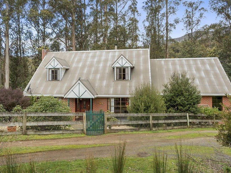 125 Fairy Glen Road, Collinsvale, Tas 7012