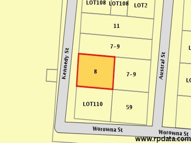 8 Kennedy Street, Camooweal, Qld 4828