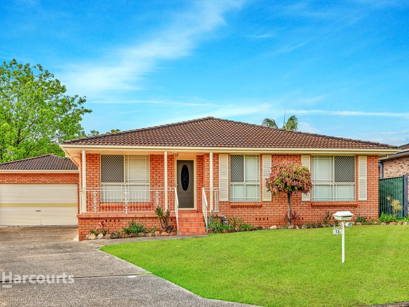 13 Coolawin Crescent, Shellharbour, NSW 2529