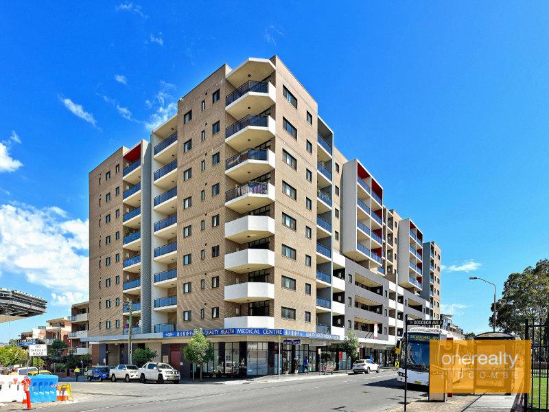 4/52-56 John Street, Lidcombe, NSW 2141