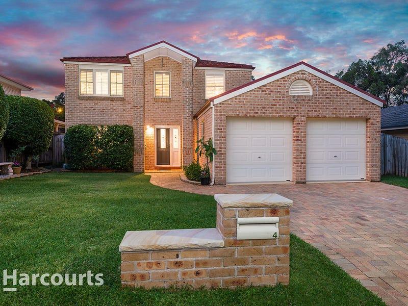4 Redbush Close, Rouse Hill, NSW 2155