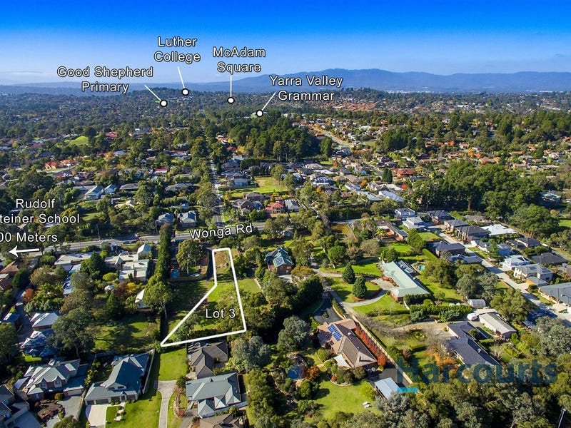 Lot 3, 179 Wonga Road, Warranwood, Vic 3134