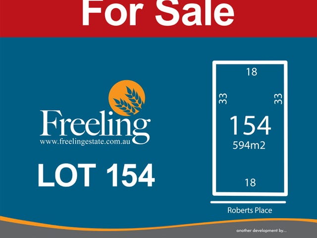 Lot 154 Roberts Place, Freeling