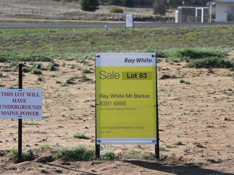 Lot 83 Alison Court, Wellington East, SA 5259