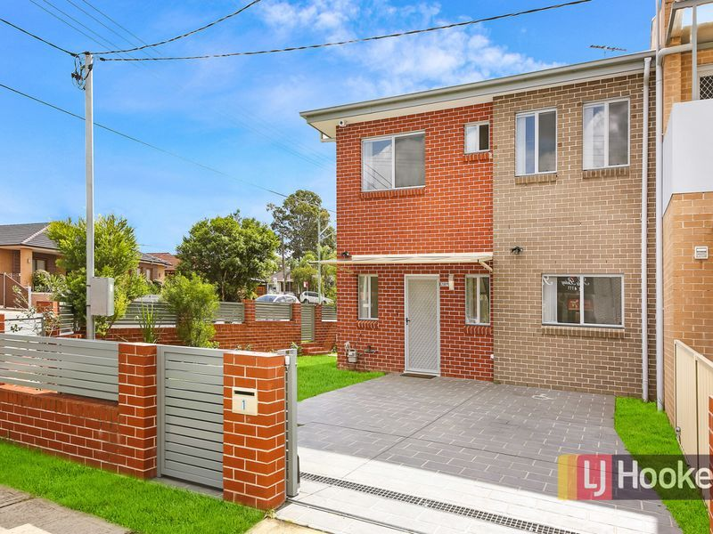 1/289 Clyde Street, Granville, NSW 2142