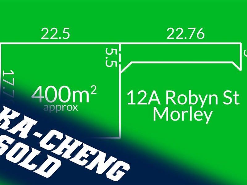 12A Robyn Street, Morley, WA 6062